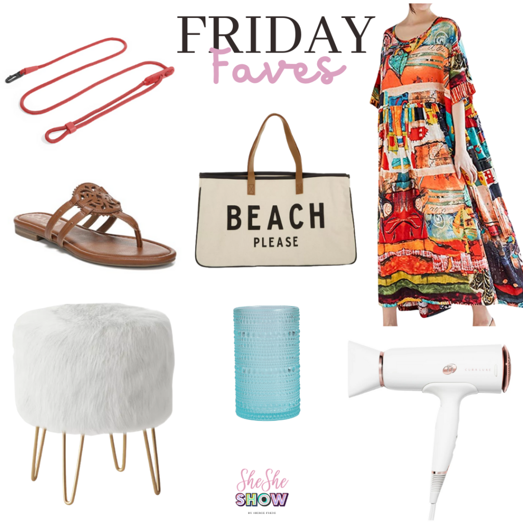 Friday Faves Collage