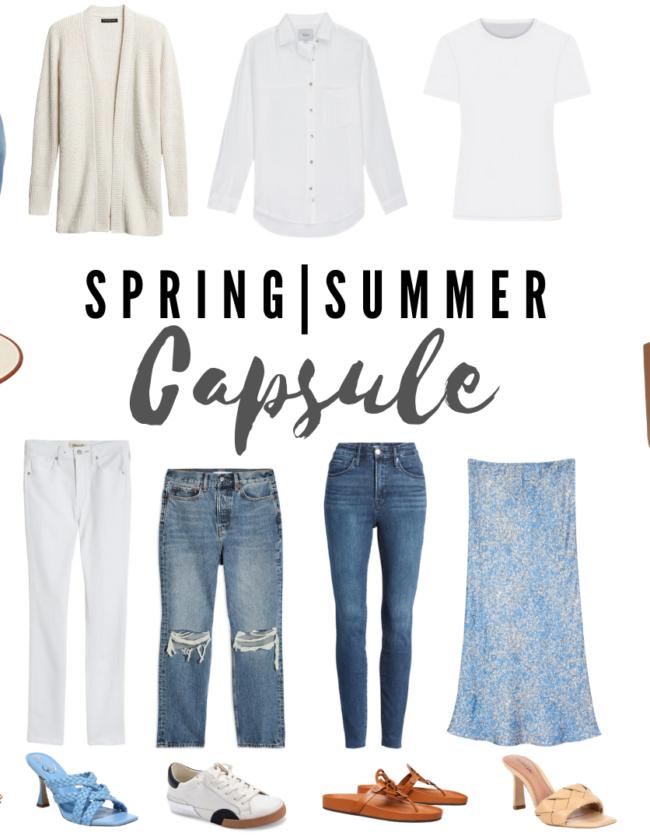 Spring Summer Capsule