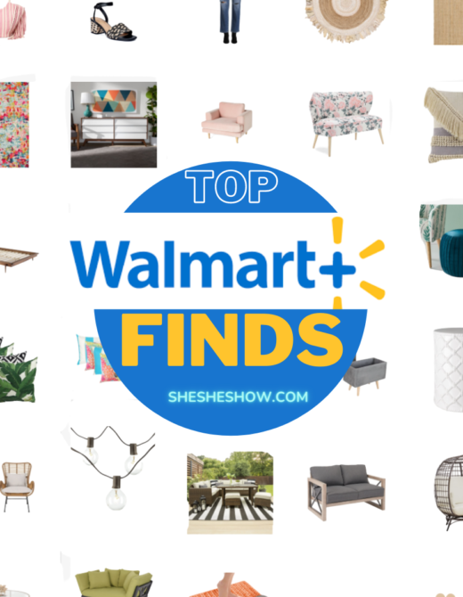 Walmart Finds Collage