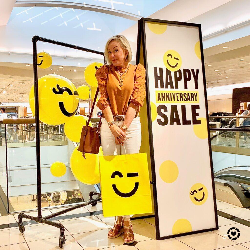 Sheree Frede at N sale