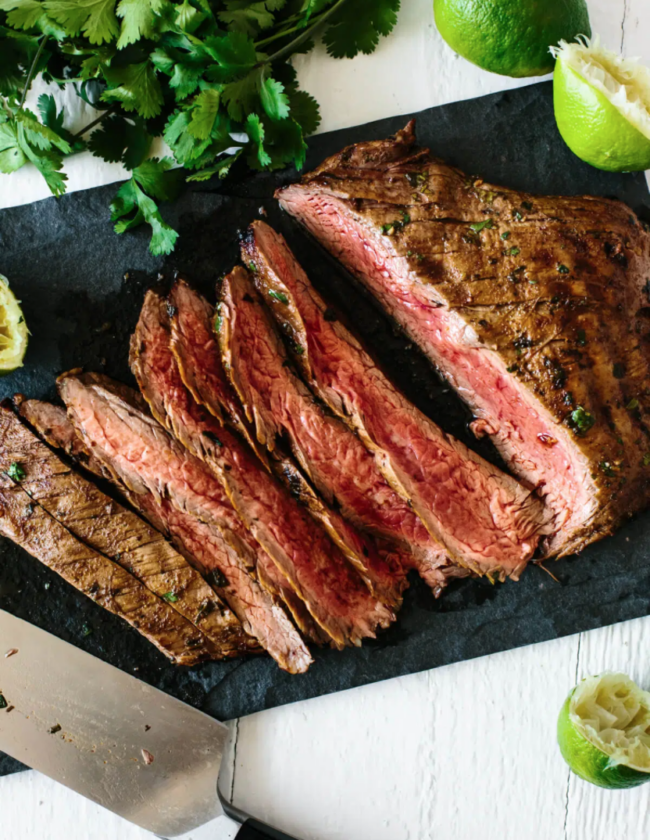 Healthy Carne Asada